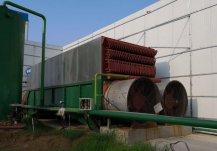 临沂某炭素企业6台冷凝器清洗